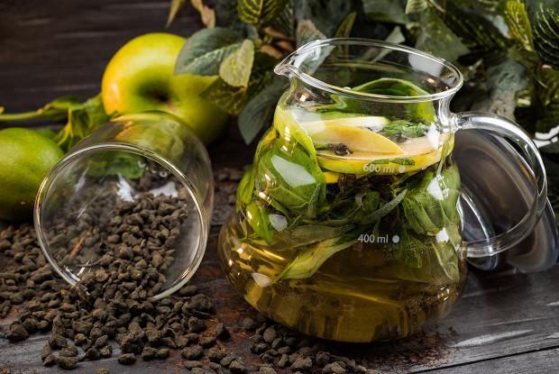 Чай «Яблочный эстрагон»