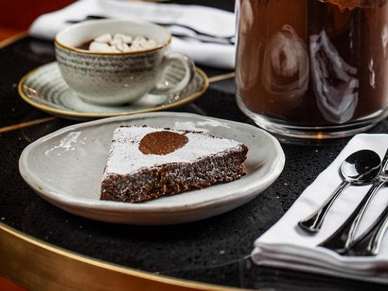 Шоколадный пирог «Аль Капоне»