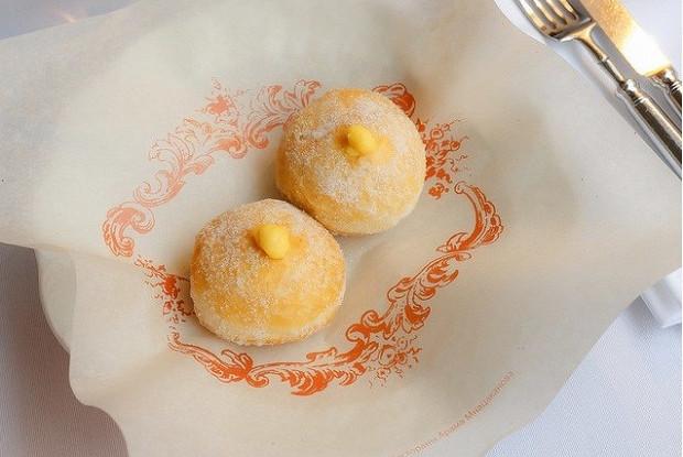 Пончики бомболони San Leonardo
