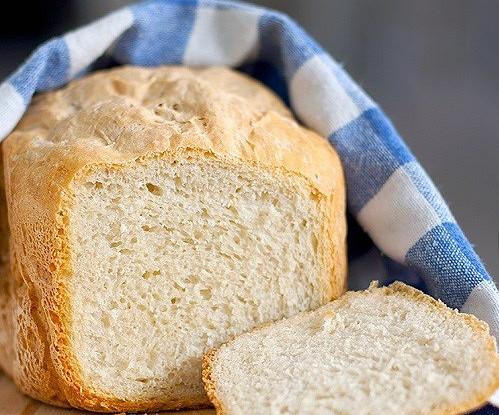 Французская булка на закваске в хлебопечке