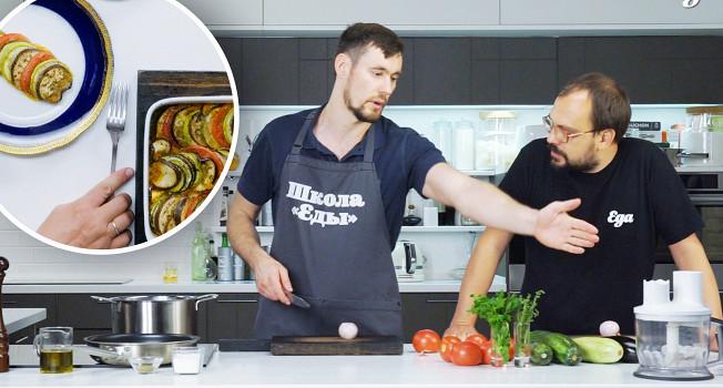 Виталий Тихонов в гостях у «Еды»