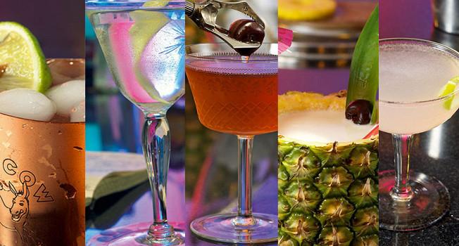 5 коктейлей для новогодней вечеринки