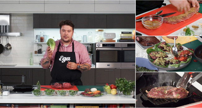 Как готовить альтернативные стейки