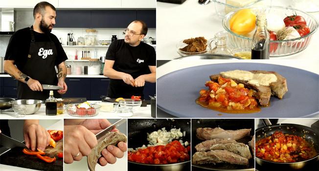 «Еда на ночь»: Тахир Холикбердиев в гостях у «Еды»