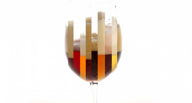 Как выглядит бельгийское пиво