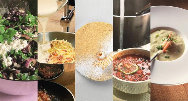 Самые популярные рецепты «Еды»