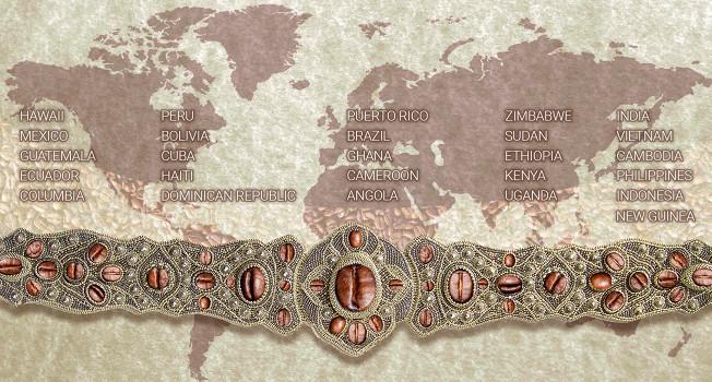 Гид: чем отличается кофе из разных стран мира