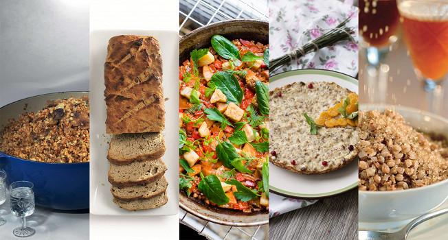 11 разнообразных рецептов с гречкой