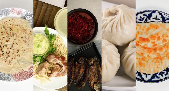 17 региональных рецептов