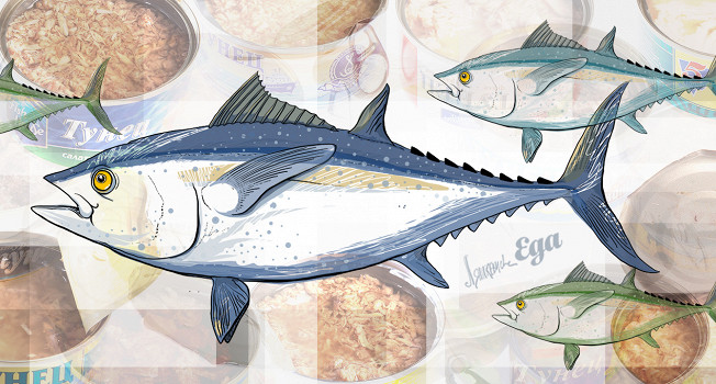 Консервированный тунец не дороже 130 рублей