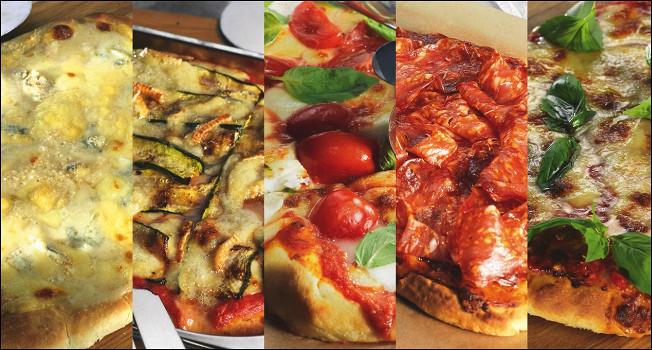 Домашние пиццы Вальтера Бизоффи