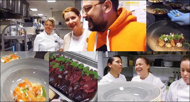 Швеция: женщины захватывают кухни!