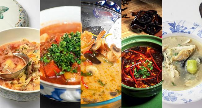 Похмельные супы
