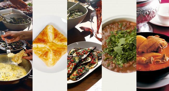 15 рецептов грузинской кухни