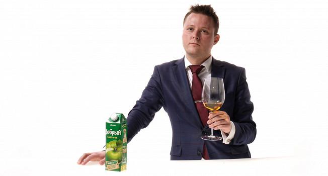 Как соки сочетаются с едой