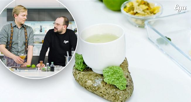 Кирилл Рунков в гостях у «Еды»