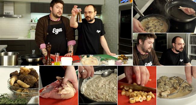 «Еда на ночь»: Булат Ибрагимов в гостях у «Еды»