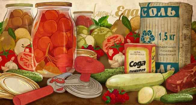Азы консервации: как правильно делать, закрывать и хранить заготовки