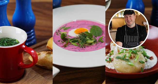 Литовская кухня и ее главные блюда