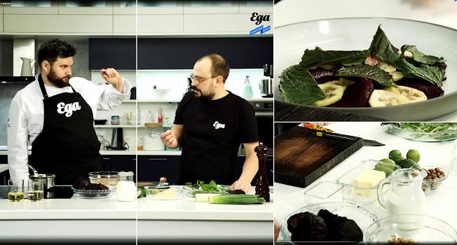 Андрей Колодяжный в гостях у «Еды»: «Еда на ночь»