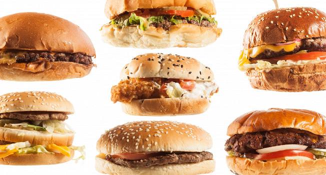 Ревизия бургеров