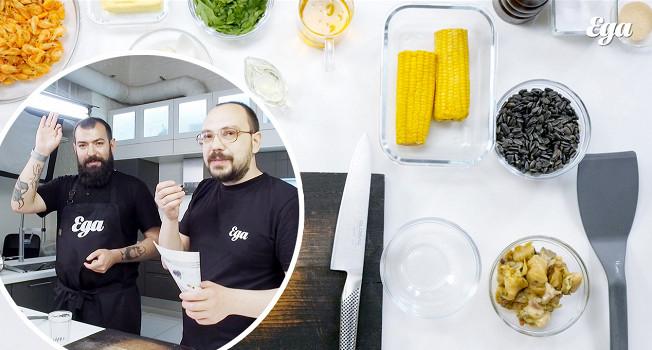 Тахир Холикбердиев в гостях у «Еды»