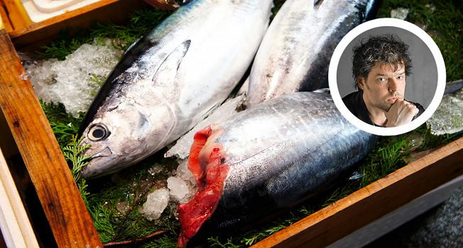 Голова и рыба