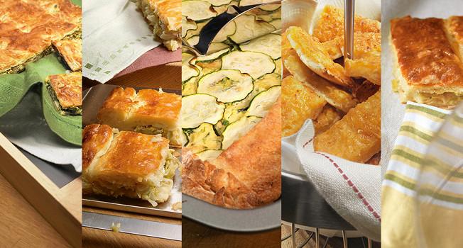 6 пирогов