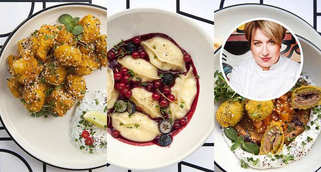 Три вегетарианских рецепта Елены Савчук