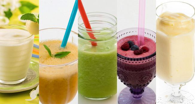 Семь рецептов фруктовых и ягодных смузи