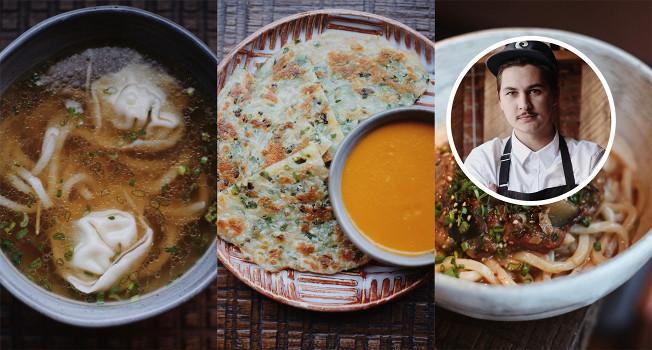 Три рецепта из Lucky Izakaya Bar