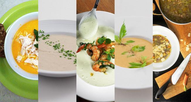 5 супов из корнеплодов