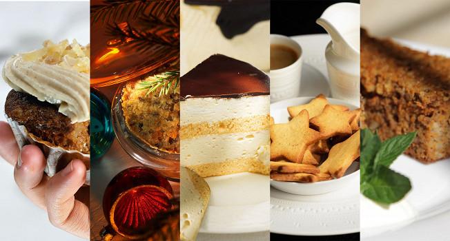 12 новогодних десертов