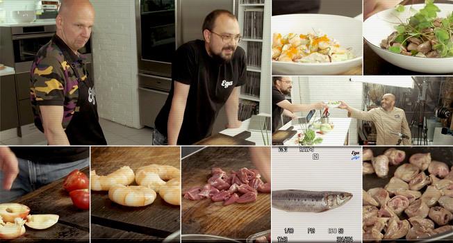 «Еда на ночь»: Дмитрий Шуршаков в гостях у «Еды»