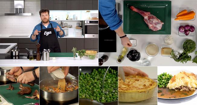Как готовить пастуший пирог
