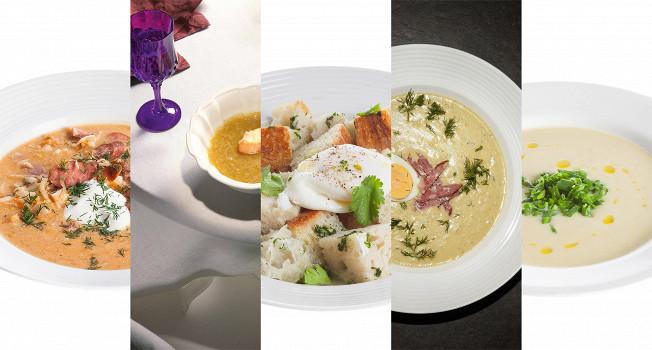 15 мировых супов из «Золотой тысячи»