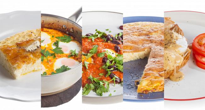 10 завтраков из яиц