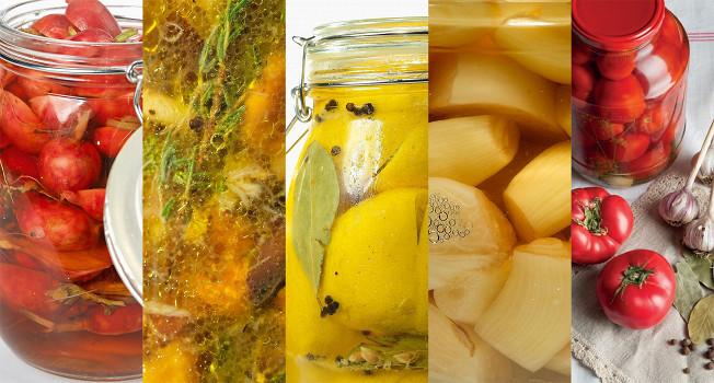 21 рецепт домашних заготовок