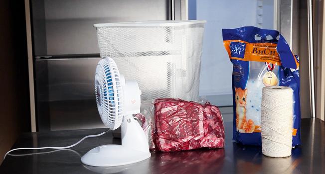Как состарить мясо в холодильнике