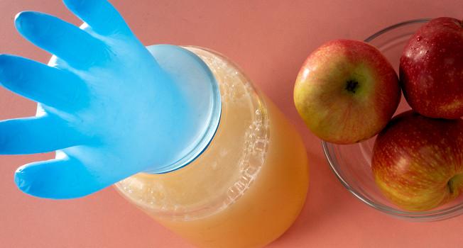 Яблочный уксус на зиму: как и зачем его готовить