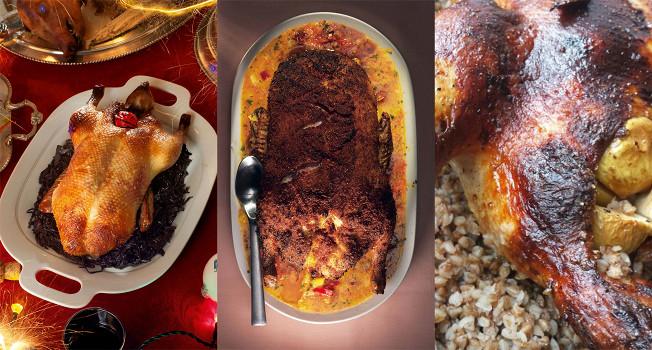 Три хороших рецепта утки