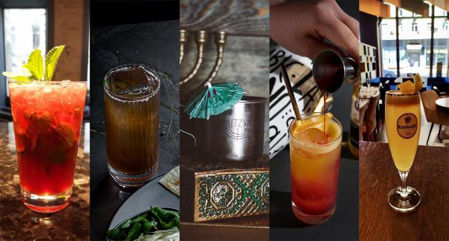 Пивные коктейли для жаркого лета