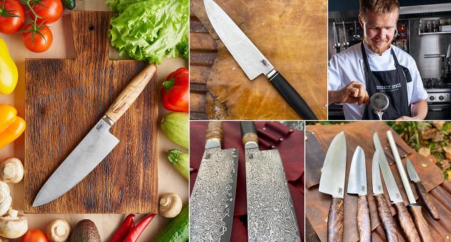 Какие ножи действительно нужны вам на кухне