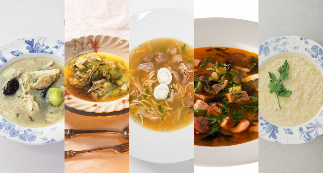 Суп как выход из похмелья