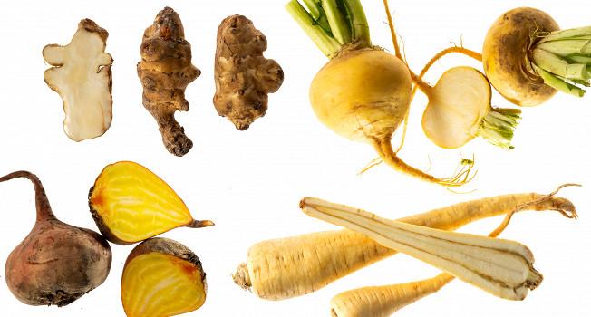 Козлобородник, турнепс, скорцонера и другие редкие корни