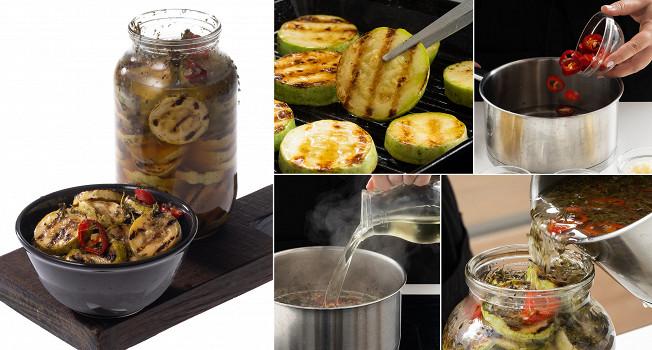 Кабачки на зиму: простой и вкусный рецепт