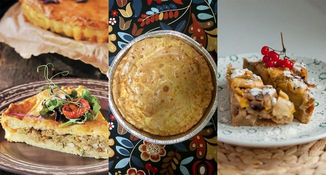 Заливные пироги: простые и быстрые рецепты