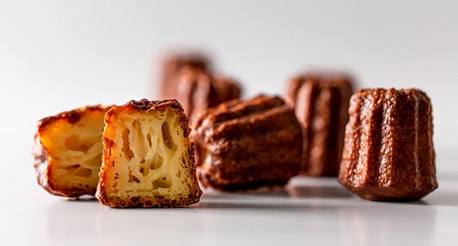 Канеле: все о румяном французском десерте