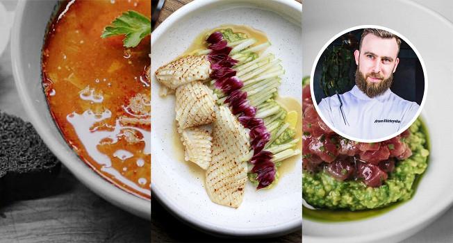 3 блюда из ресторана True Cost