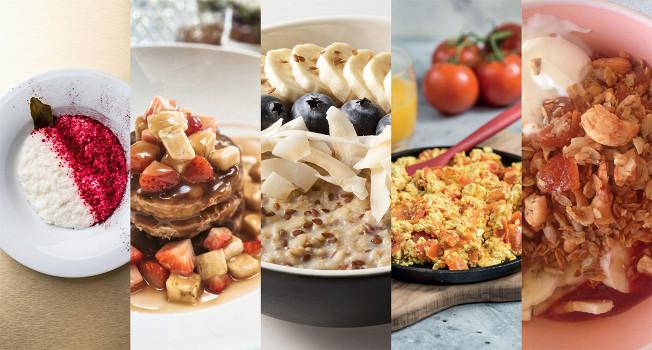 Десять вкусных постных завтраков